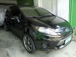 2010 Ford Fiesta HB Manual