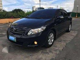 Toyota Altis 2008 1.6E MT