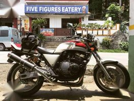 Honda CB400 Project Big One