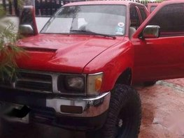 TOYOTA HILUX 4x4 -turbo diesel -double cab pick up -power steering