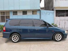 Honda Odyssey 2000 AT Blue For Sale