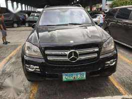 2007 Mercedes Benz GL450 V8 Black AT