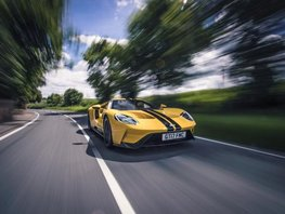 Ford GT analyses a monstrous 100GB of data every hour