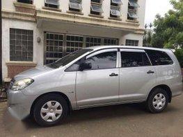 Toyota Innova 2.5 J Manual Silver For Sale