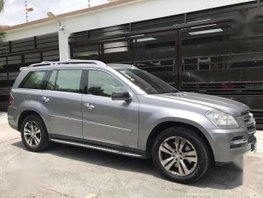 2012 Mercedes Benz GL450 X164 AT Grey
