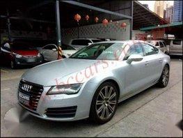 2013 Audi A7 Quattro AT Silver For Sale
