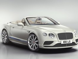 Bentley commemorates second-gen Continental GT with the all-new Timeless Series