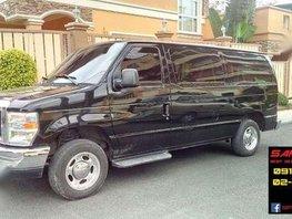 2011 Ford E150  Econoline AT Black For Sale
