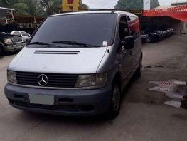 Mercedes Benz Vito Van AT Silver For Sale