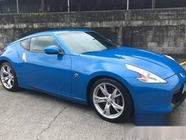 2011 Nissan 370Z Gas blue for sale