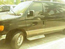 Ford E-150 2006 V6 AT Black For Sale