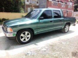 1998 Toyota Hi Lux 4X2 Ahnzal Green