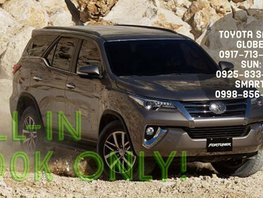 Selling Brand New Toyota Fortuner 2019 in Muntinlupa