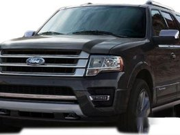 Ford Expedition Platinum 2017 black for sale