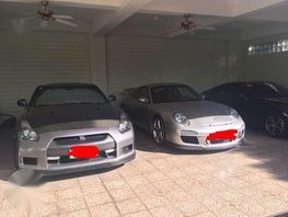 Nissan GTR R35 2009 AT Silver For Sale