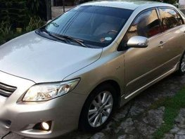 Toyota altis v matic 1.6 corolla almost new nothing to fix