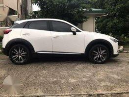 2017 Mazda CX3 2.0L gasoline automatic Awd