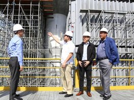 DPWH broke ground the P458-million project to widen Lawton Avenue
