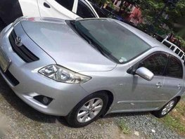 1st Owned 2009 Toyota Altis G For Sale