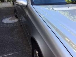 Mercedes Benz E-240 2002 AT Silver For Sale