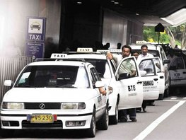 The LTRFB eyes adding more taxis in Metro Manila