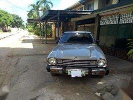 Lancer 1979 sedan silver for sale