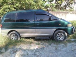 Mitsubishi Spacegear 2006 AT Green For Sale