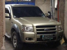 2008 Ford Ranger Trekker 4x2 AT for sale
