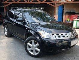 Nissan Murano 2006 Black for sale