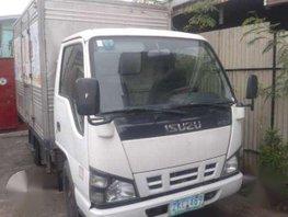 2007 isuzu nhr truck aluminum closedvan local
