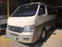 Nissan Urvan 2008 VX ESTATE M/T for sale