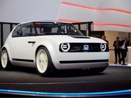 Honda Urban EV Concept: A retro-futuristic vehicle