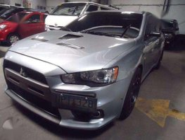 2008 Mitsubishi Evolution X(10) MR AT Gas Silver for sale