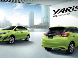 Toyota Yaris 2018 unveiled in Thailand from P740,845