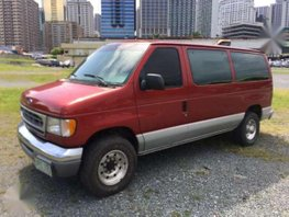 1997 Ford E350 Club Wagon E150
