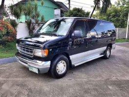 RUSH SALE - VIP Van - Ford E150 2000 for sale