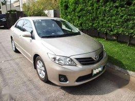 Toyota Altis Corolla Sedan 2011 1.6 G for sale
