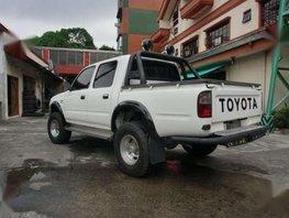 Toyota Hilux LN166
