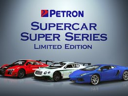 Petron Supercar Collection to be on sale until October 6
