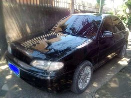 Hyundai Accent 2006 MT Black Sedan For Sale