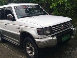 2002 Pajero exceed dsl for sale