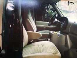 Ford E150 2000 MT Black Van For  Sale