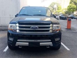 Very Limited Units 2017 FORD Expedition 3.5 4X4 Platinum