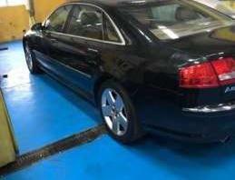 Audi A8 L (Long) 2008 Dark Blue for sale