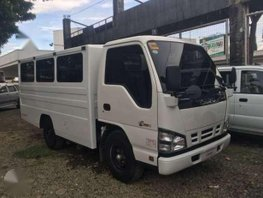 Isuzu Nhr flexibody 21 seater with dual aircon