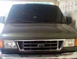 Fresh Ford E150 2004 AT Green For Sale
