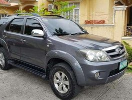 Well Kept 2008 Toyota Fortuner 2.7G For Sale