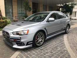 2008 MITSUBISHI Lancer Evolution X MR FOR SALE