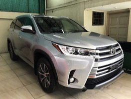 Good as new Toyota Highlander 2017 for sale