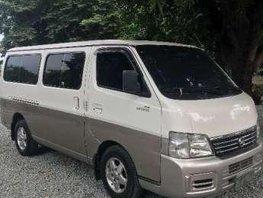Top Of The Line Nissan Urvan Estate MT 2013 For Sale